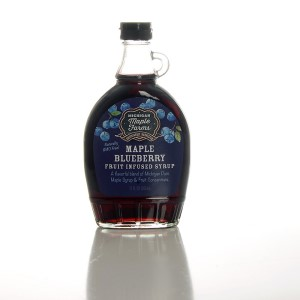 Maple Blueberry Syrup 12 oz