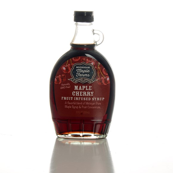 Maple Cherry Syrup 12 oz