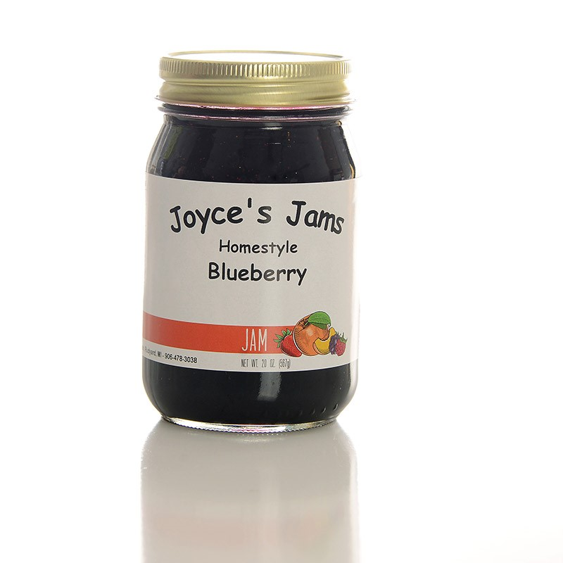 Blueberry Jam 20oz