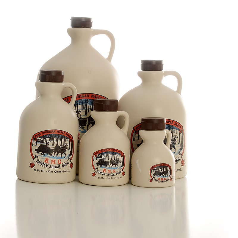 Maple Syrup - Plastic Jug