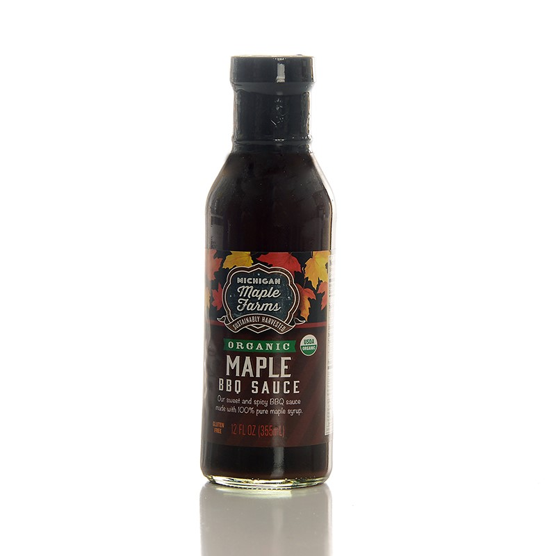 Maple Syrup Barbecue Sauce